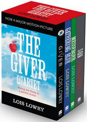 The Giver Boxed Set: The Giver, Gathering Blue, Messenger, S...