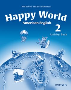 American Happy World 2: Activity Book