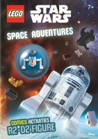 Lego Star Wars: Space Adventures (Activity Book with Minifig...