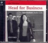 HEAD FOR BUSINESS INTERMEDIATE CLASS AUDIO CD - NAUNTON, J.