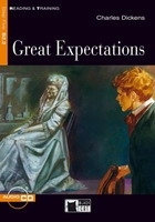 GREAT EXPECTATIONS + CD (Black Cat Readers Level 5) - DICKEN...