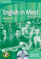 English in Mind for Spanish Speakers Level 2 Workbook with A...