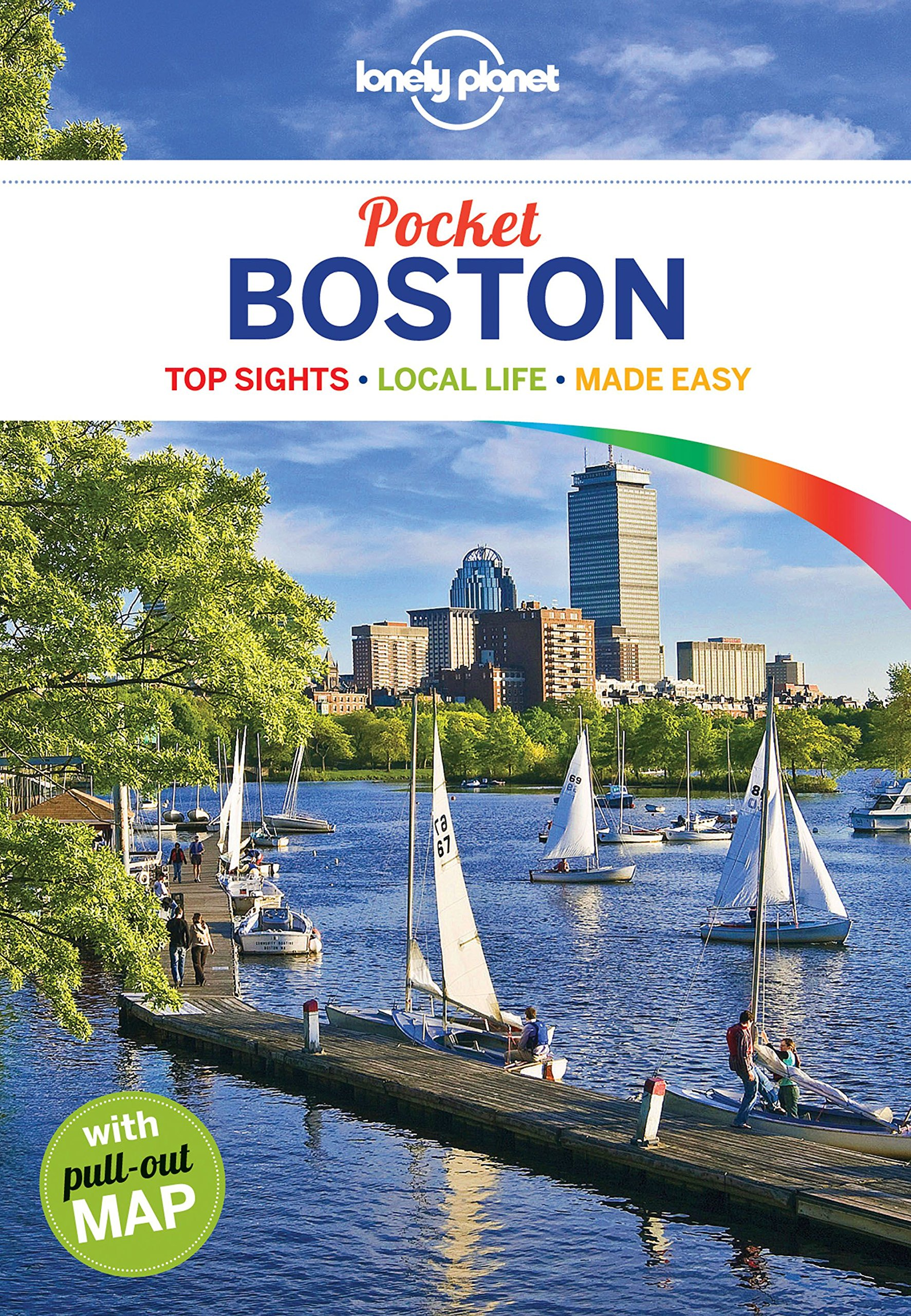 Lonely Planet Boston Pocket Guide 2.