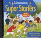 DELTA YOUNG LEARNERS ENGLISH: SUPER STARTERS AUDIO CDs /2/ - SUPERFINE, W., West, J.