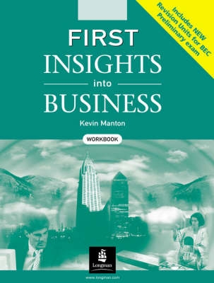 First Insights into Business Workbook with Key - S. Robbins