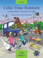 CELLO TIME RUNNERS with AUDIO CD - BLACKWELL, K., BLACKWELL,...