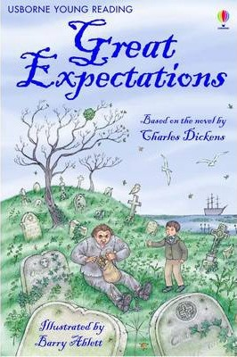 USBORNE YOUNG READING LEVEL 3: GREAT EXPECTATIONS - ABLETT, ...