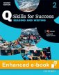 Q: Skills for Success Second Edition 2 Reading & Writing Student's eBook with Online Practice