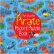 Pirate Pocket Puzzle Book