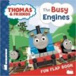 Thomas and Friends Busy Engines Lift-the-Flap Book