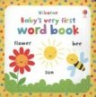 BABY´S VERY FIRST WORD BOOK