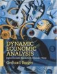 Dynamic Economic Analysis : Deterministic Models in Discrete Time