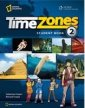 TIME ZONES 2 STUDENT´S BOOK + MULTIROM PACK