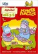 Alphabet Age 3-5 (Letts Monster Practice)