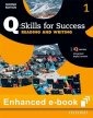 Q: Skills for Success Second Edition 1 Reading & Writing Student's eBook with Online Practice