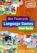 Vital Verbs Kit (Mini Flashcards Language Games)