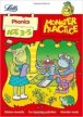 Phonics Age 3-5 (Letts Monster Practice)