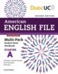 American English File Starter Multi-Pack A