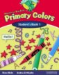American English Primary Colors 1 Student's Book