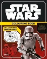 Star Wars The Force Awakens Colouring Book
