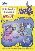 Multiplication and Division Age 6-7 (Letts Monster Practice)