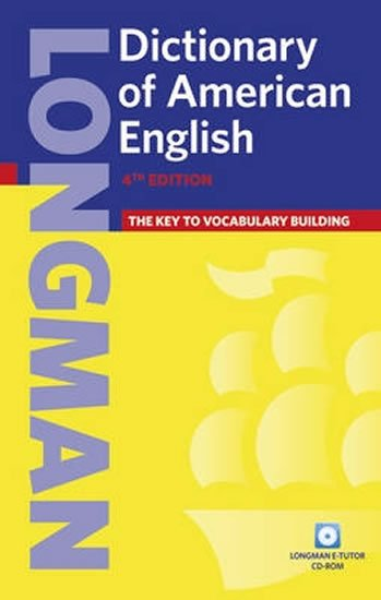 Longman Dictionary of American English Paper and CD Rom Pack - OOP - kolektiv autorů