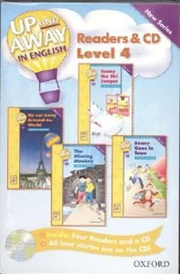 Up and Away Readers 4 Readers Pack