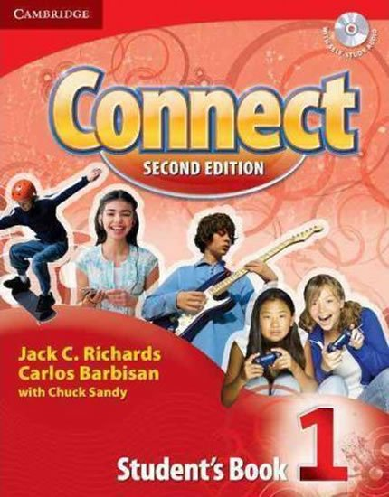 Connect 2nd Edition: Level 1 Student´s Book - Jack C. Richards
