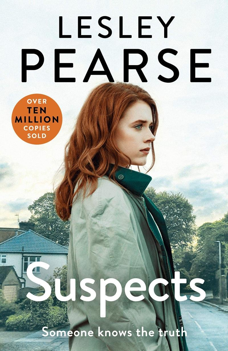 Suspects - Lesley Pearse