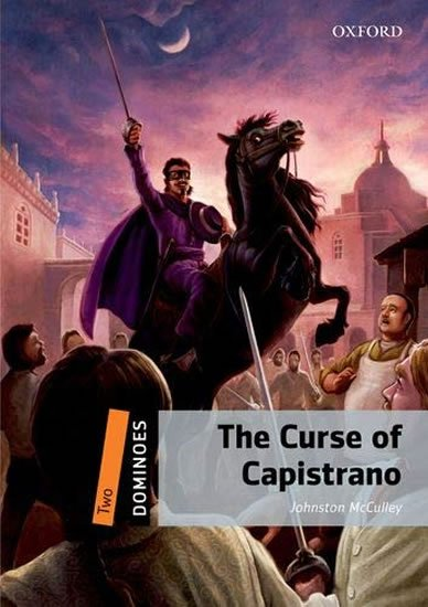 Dominoes 2 The Curse of Capistrano with Audio Mp3 Pack (2nd) - Johnston McCulley