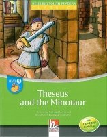 Helbling Young Readers Classics Stage D: Theseus and the Minotaur with CD-Rom Pack - Richard Northcott (retold by)