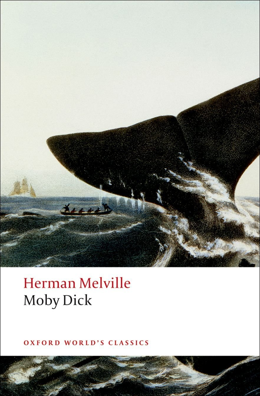 MOBY DICK (Oxford World´s Classics New Edition)
