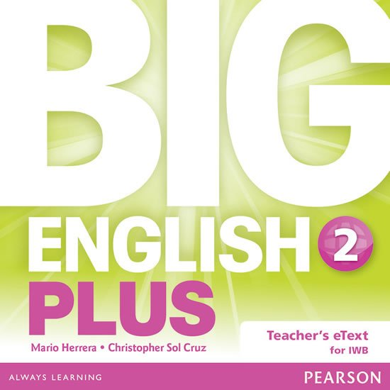 Big English Plus 2 Teacher´s eText CD - Mario Herrera
