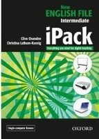 New English File Intermediate iPack Single Computer - KOENIG, S.;LATHAM;OXENDEN, C.;SELIGSON, P.