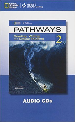Pathways Reading, Writing and Critical Thinking 2 Audio CD - VARGO M.;BLASS L.