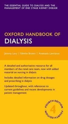 Oxford Handbook of Dialysis, 4th Ed. - Levy, J.