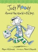 Judy Moody: Around the World in 8 1/2 Days - McDonald, M.