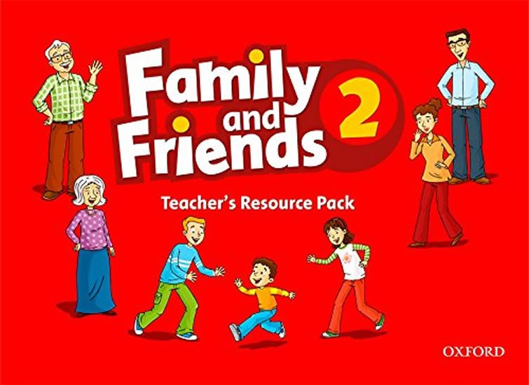 Family and Friends 2 Teacher´s Resource Pack