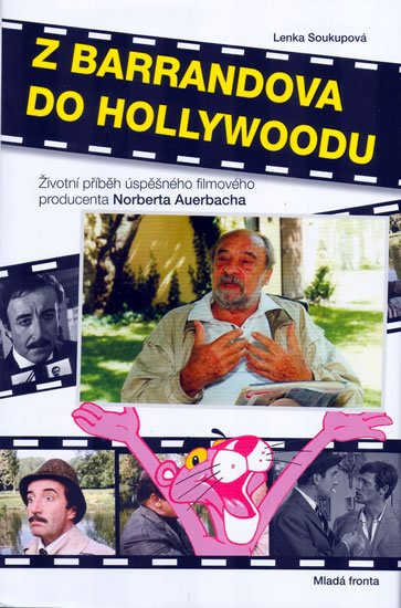 Z Barrandova do Hollywoodu - Lenka Soukupová