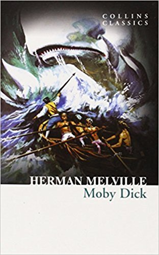 Moby Dick (Collins Classics) - Herman Melville