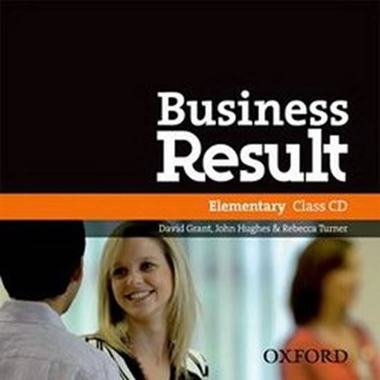 Business Result Elementary Class Audio CD