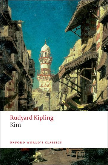Kim (Oxford World´s Classics New Edition) - KIPLING, R.