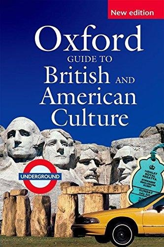 Oxford Guide to British and American Culture New Edition - CROWTHER, J.