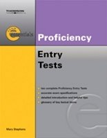 Exam Essentials: Proficiency Entry Test - STEPHENS, M.