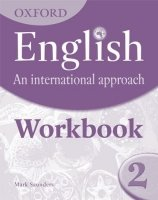 Oxford English: an International Approach 2 Workbook - SAUNDERS, M.
