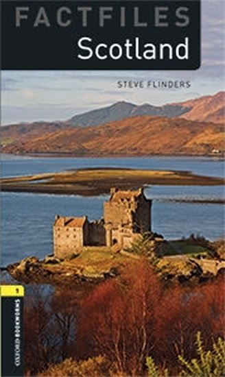 Oxford Bookworms Factfiles 1 Scotland with Audio Mp3 Pack (New Edition)