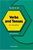 Test It, Fix It Verbs and Tenses Pre-intermediate Revised Edition - BOURKE, K.;MARIS, A.