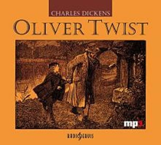 CD-Oliver Twist - Charles Dickens