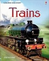 TRAINS (USBORNE DISCOVERY)