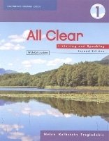 All Clear Second Edition 1 Student´s Text (International Student´s Edition) - FRAGIADAKIS, H. K.